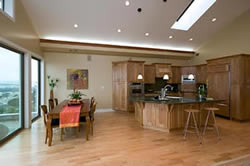 Dining Room & Kitchen