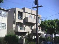Burlingame, Six-Unit Building