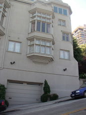 Russian Hill Home